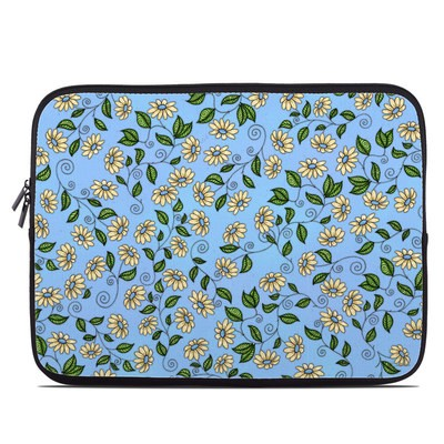 Laptop Sleeve - Blue Daisy
