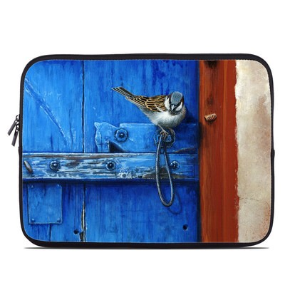 Laptop Sleeve - Blue Door