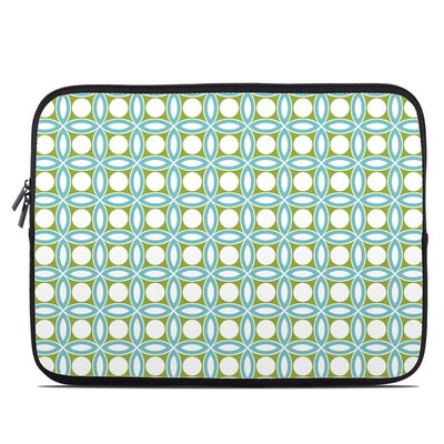Laptop Sleeve - Blue Geo