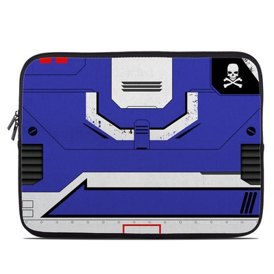 Laptop Sleeve - Blue Valkyrie