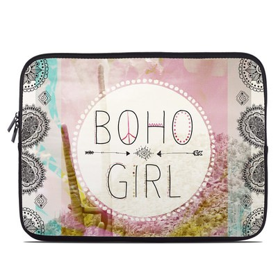 Laptop Sleeve - Boho Girl