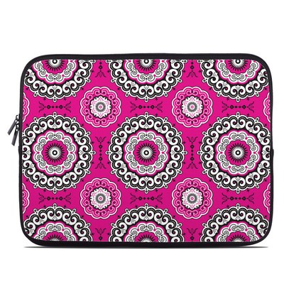 Laptop Sleeve - Boho Girl Medallions