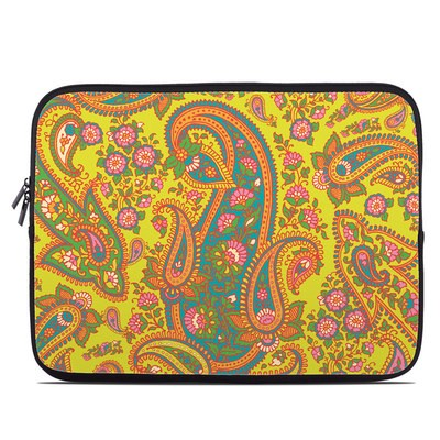 Laptop Sleeve - Bombay Chartreuse