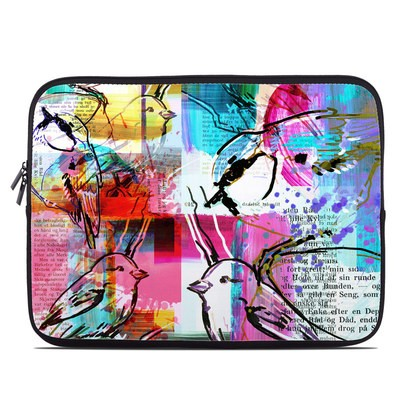 Laptop Sleeve - Book Birds