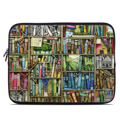 Laptop Sleeve - Bookshelf