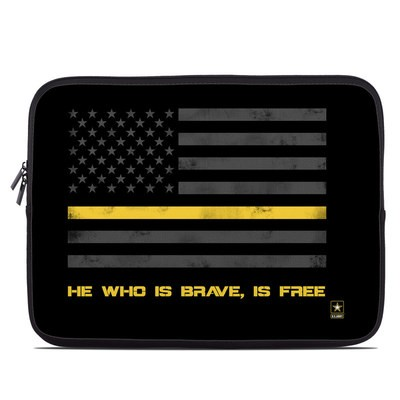 Laptop Sleeve - Brave is Free