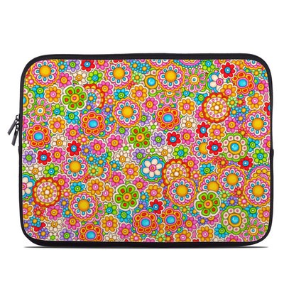 Laptop Sleeve - Bright Ditzy