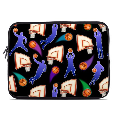 Laptop Sleeve - Basketball Swish