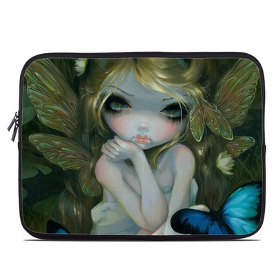 Laptop Sleeve - Butterfly Lily