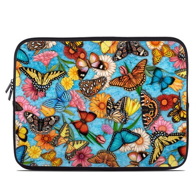Laptop Sleeve - Butterfly Land