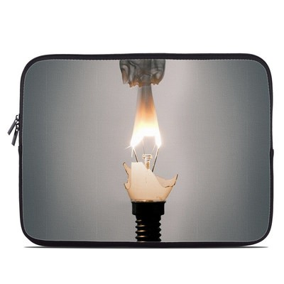 Laptop Sleeve - Burning Bulb