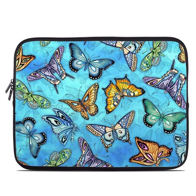 Laptop Sleeve - Butterflies