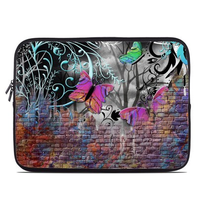 Laptop Sleeve - Butterfly Wall