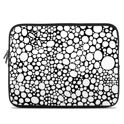 Laptop Sleeve - BW Bubbles