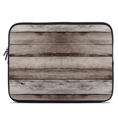 Laptop Sleeve - Barn Wood