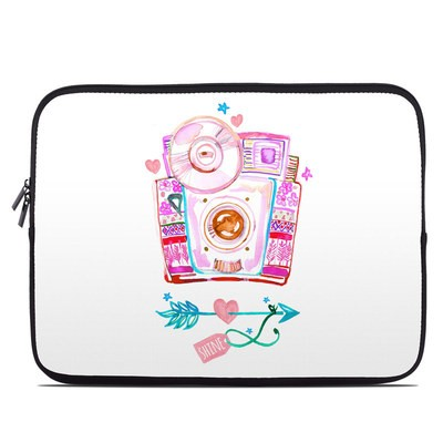 Laptop Sleeve - Camera Shine