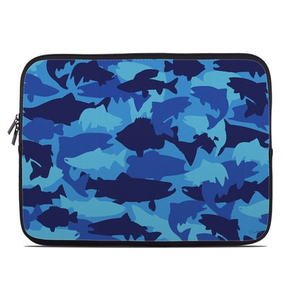 Laptop Sleeve - Camo Fish