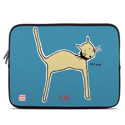 Laptop Sleeve - Cat