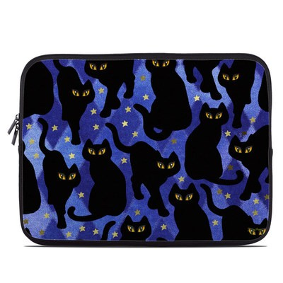 Laptop Sleeve - Cat Silhouettes