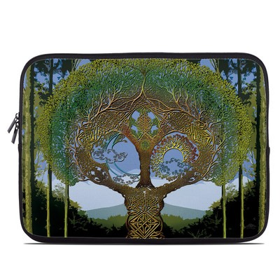 Laptop Sleeve - Celtic Tree