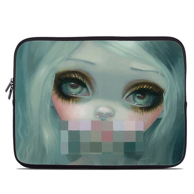 Laptop Sleeve - Censored Smile