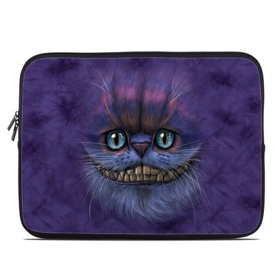 Laptop Sleeve - Cheshire Grin