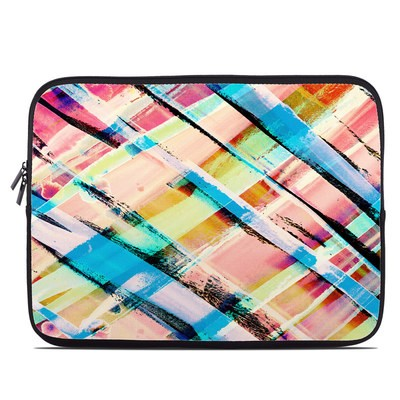 Laptop Sleeve - Check Stripe