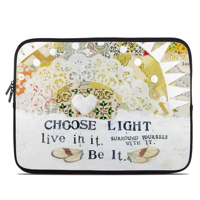 Laptop Sleeve - Choose Light
