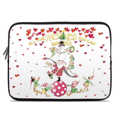 Laptop Sleeve - Christmas Circus