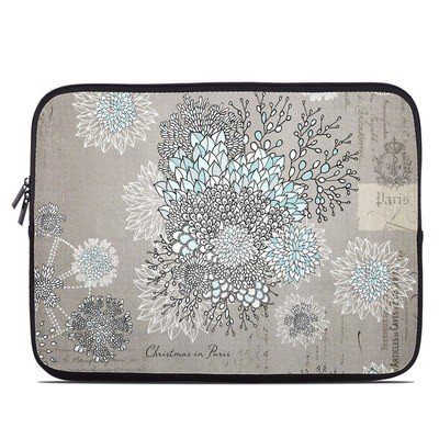 Laptop Sleeve - Christmas In Paris