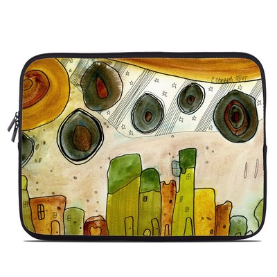 Laptop Sleeve - City Life