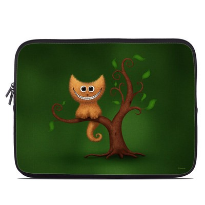 Laptop Sleeve - Cheshire Kitten