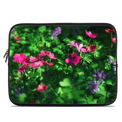 Laptop Sleeve - Cloverscape