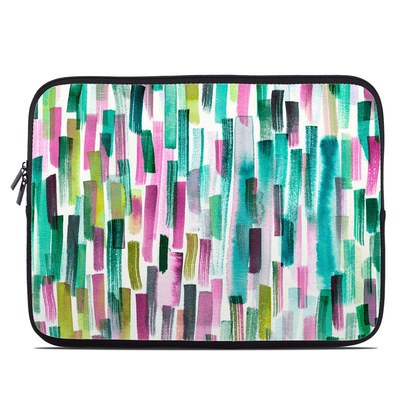 Laptop Sleeve - Colorful Brushstrokes