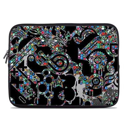 Laptop Sleeve - Circle Madness