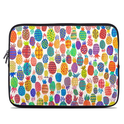 Laptop Sleeve - Colorful Pineapples