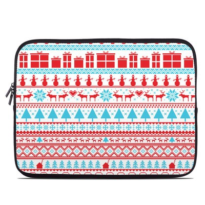 Laptop Sleeve - Comfy Christmas