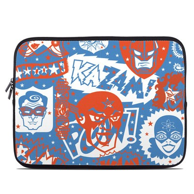 Laptop Sleeve - Comic Hero