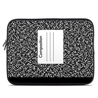 Laptop Sleeve - Composition Notebook