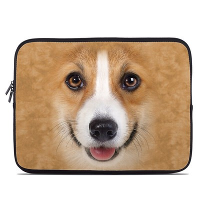 Laptop Sleeve - Corgi