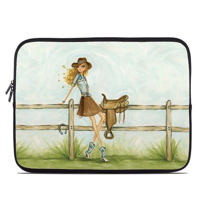 Laptop Sleeve - Cowgirl Glam