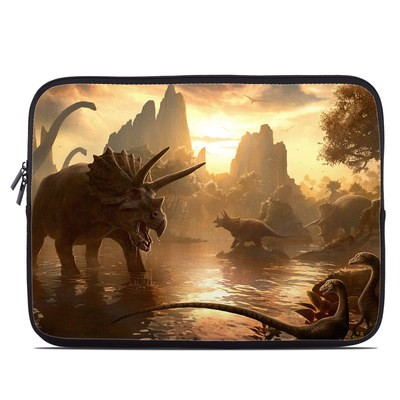 Laptop Sleeve - Cretaceous Sunset