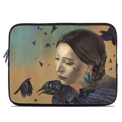 Laptop Sleeve - Crow Maiden