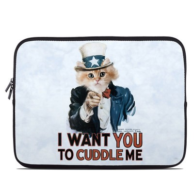 Laptop Sleeve - Cuddle Me