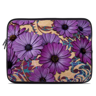 Laptop Sleeve - Daisy Damask