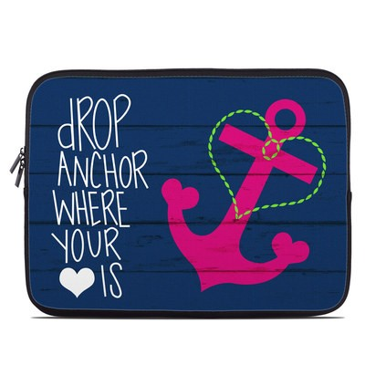 Laptop Sleeve - Drop Anchor