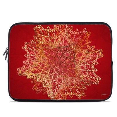 Laptop Sleeve - Dodecahedron Cage