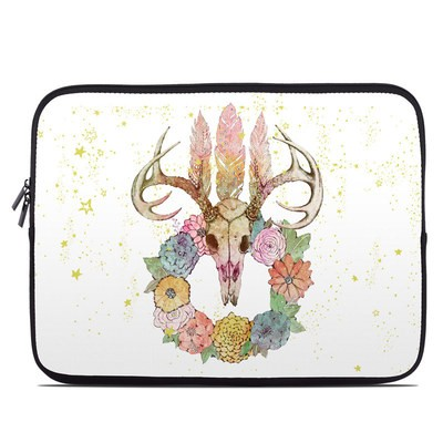 Laptop Sleeve - Deer Skull