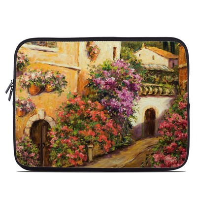 Laptop Sleeve - Via Del Fiori