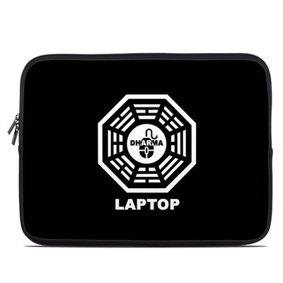Laptop Sleeve - Dharma Black